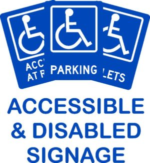 ACCESSIBLE & DISABLED