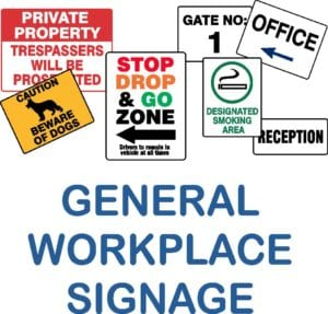 GENERAL WORKPLACE