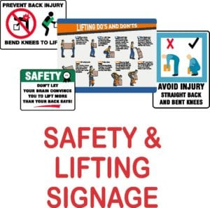 SAFETY AWARENESS & LIFTING