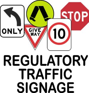 TEMPORARY TRAFFIC REGULATORY